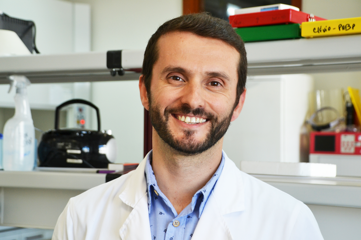 Clévio Nóbrega is the most promising European scientist