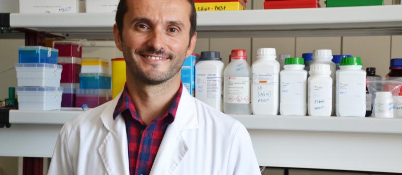 CBMR researcher won 22.000 euros to study rare neurological disease
