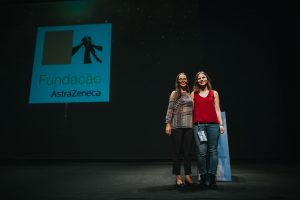 Ana Fernandes wins Astrazeneca Innovation Competition