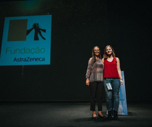 Ana Fernandes wins Astrazeneca Innovation Competition
