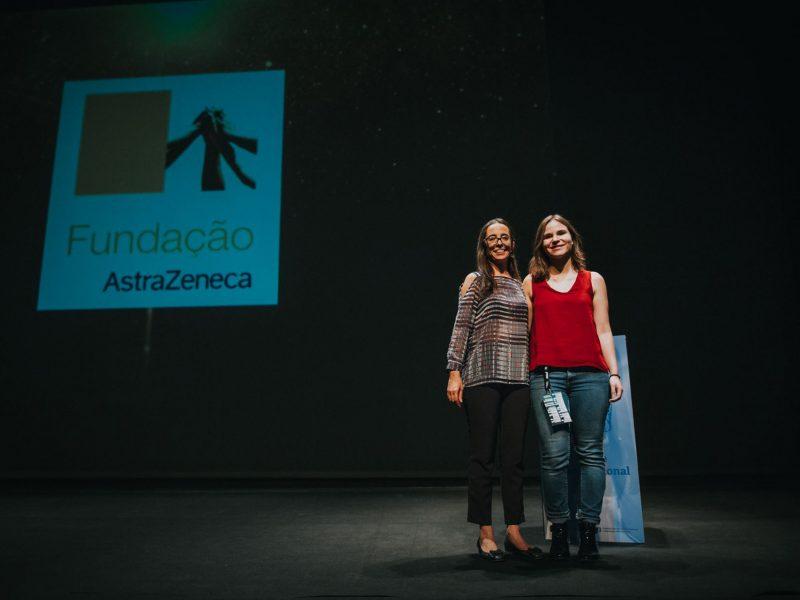Ana Fernandes wins Astrazeneca Innovation Competition Prize