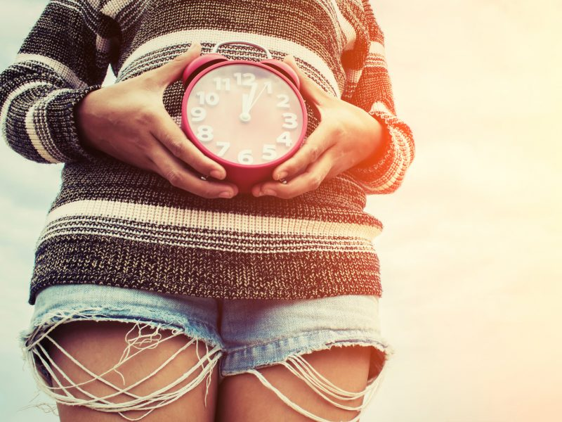 Our body has its own clock