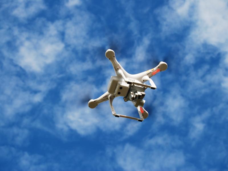 Drones used to combat malaria