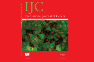 CBMR on the cover of International Journal of Cancer