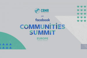 Centre for Biomedical Research selected for the Facebook Communities Summit