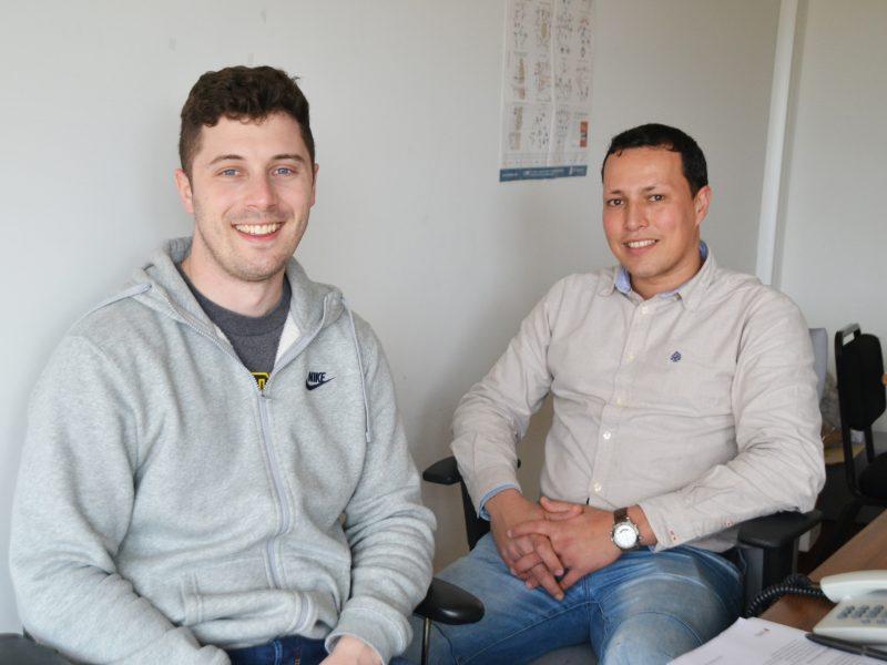 University of Leicester develops at UAlg virus to eradicate Shigellosis
