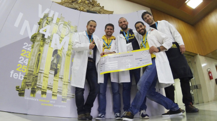 UAlg Medical Students win Medical Simulation Prize