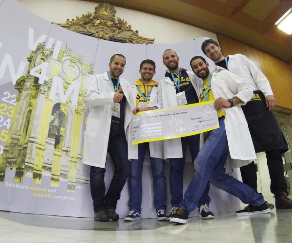 UAlg Medical Students win Medical Simulation Prize