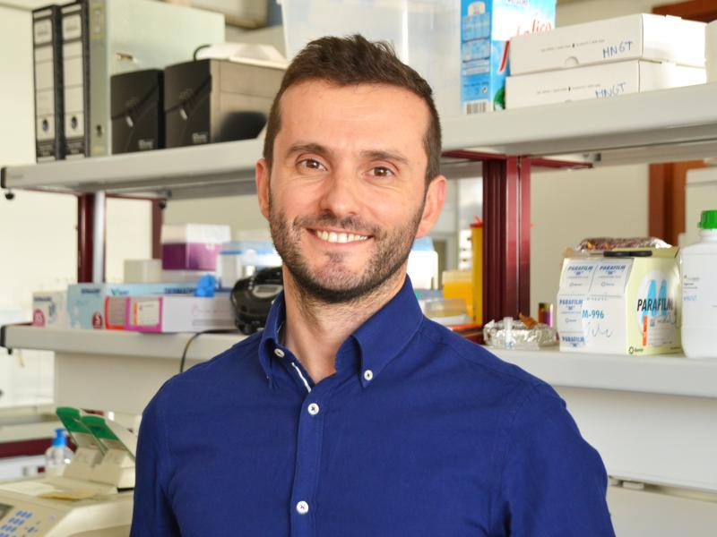 CBMR researcher won 2nd prize at Janssen Innovation Competition