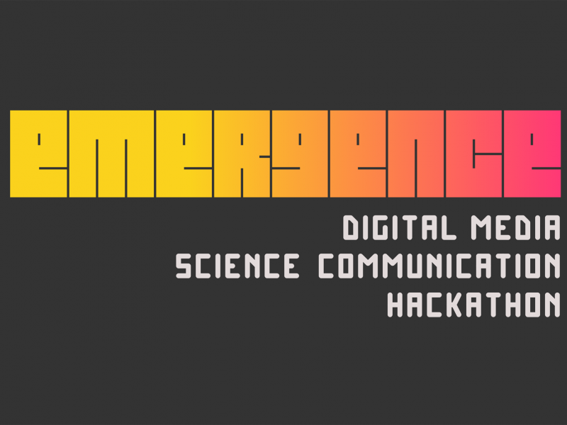 CBMR on EMERGENCE HACKATHON in Science Communication