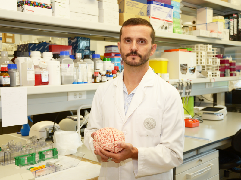 CBMR researcher discovers a new drug capable of delaying the progression of incurable disease